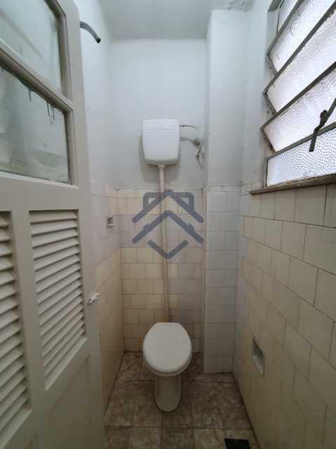 20210504_093446 - Apartamento com Quintal e 02 Quartos Tijuca - T88 - 30