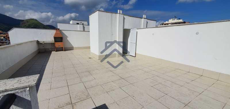 4 - Cobertura 2 quartos para alugar Anil, Jacarepaguá,Rio de Janeiro - R$ 3.250 - BACO1005 - 5