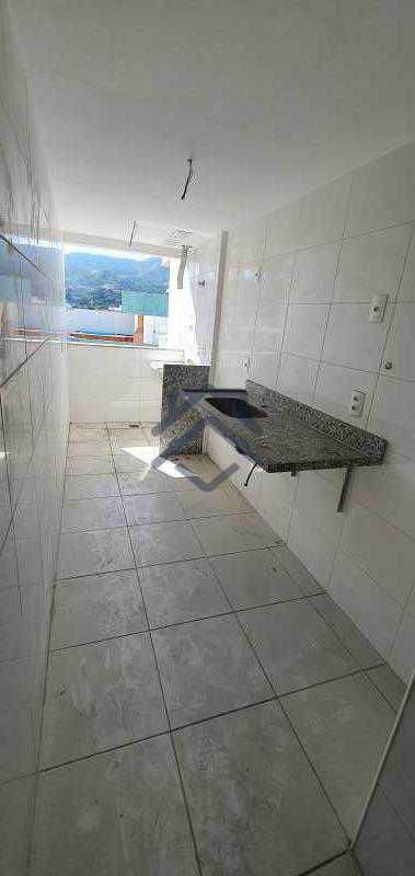 10 - Cobertura 2 quartos para alugar Anil, Jacarepaguá,Rio de Janeiro - R$ 3.250 - BACO1005 - 12