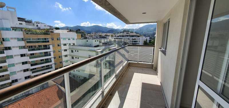17 - Cobertura 2 quartos para alugar Anil, Jacarepaguá,Rio de Janeiro - R$ 3.250 - BACO1005 - 19