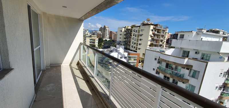 19 - Cobertura 2 quartos para alugar Anil, Jacarepaguá,Rio de Janeiro - R$ 3.250 - BACO1005 - 21