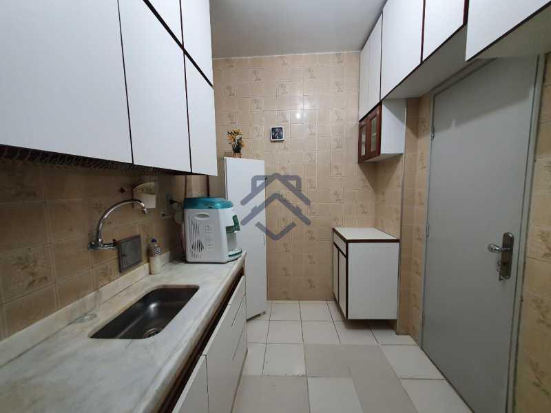 22 - Apartamento 2 quartos para venda e aluguel Tijuca, Rio de Janeiro - R$ 1.640 - TJAP227732 - 23