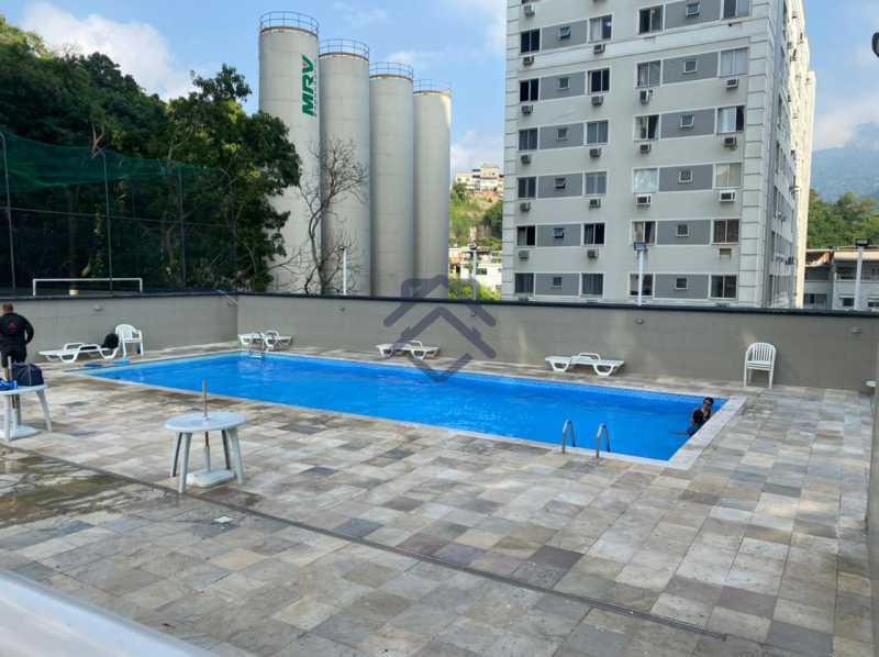 28 - Apartamento 2 quartos para alugar Rio Comprido, Rio de Janeiro - R$ 1.150 - TJAP227759 - 29