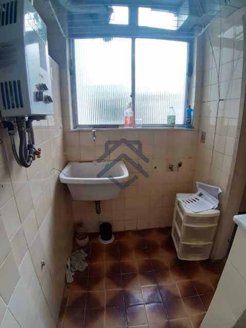 23 - Apartamento 2 quartos para alugar Rio Comprido, Rio de Janeiro - R$ 1.150 - TJAP227759 - 24
