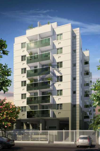 13 - Apartamento 2 quartos para alugar Praça Seca, Jacarepaguá,Rio de Janeiro - R$ 1.100 - BAP10008 - 14