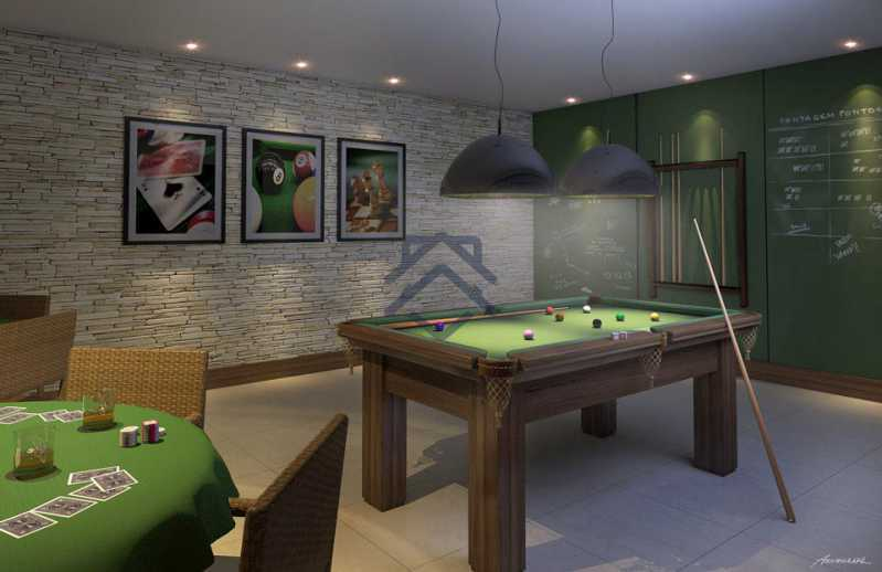 14 - Apartamento 2 quartos para alugar Praça Seca, Jacarepaguá,Rio de Janeiro - R$ 1.100 - BAP10008 - 15