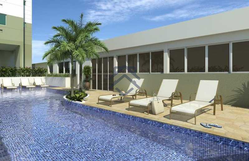 16 - Apartamento 2 quartos para alugar Praça Seca, Jacarepaguá,Rio de Janeiro - R$ 1.100 - BAP10008 - 17