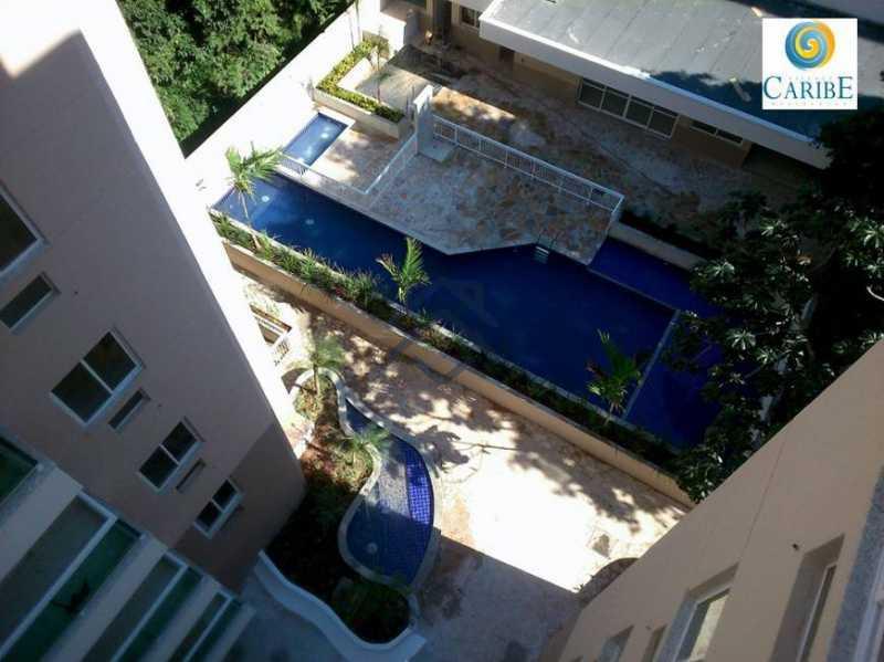 1 - Apartamento 2 quartos para alugar Praça Seca, Jacarepaguá,Rio de Janeiro - R$ 1.100 - BAP10008 - 1