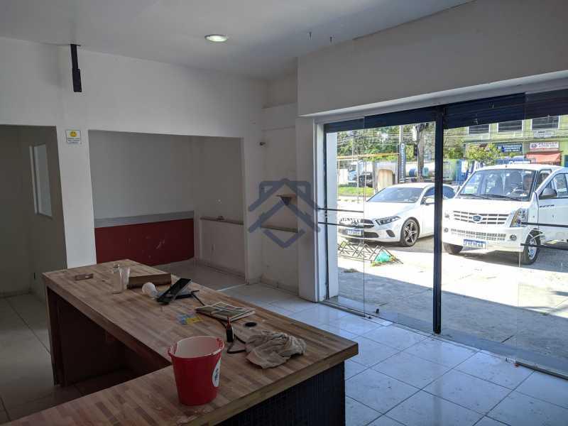 3 - Loja 220m² para alugar Estrada dos Bandeirantes,Curicica, Jacarepaguá,Rio de Janeiro - R$ 10.000 - 3475 - 3