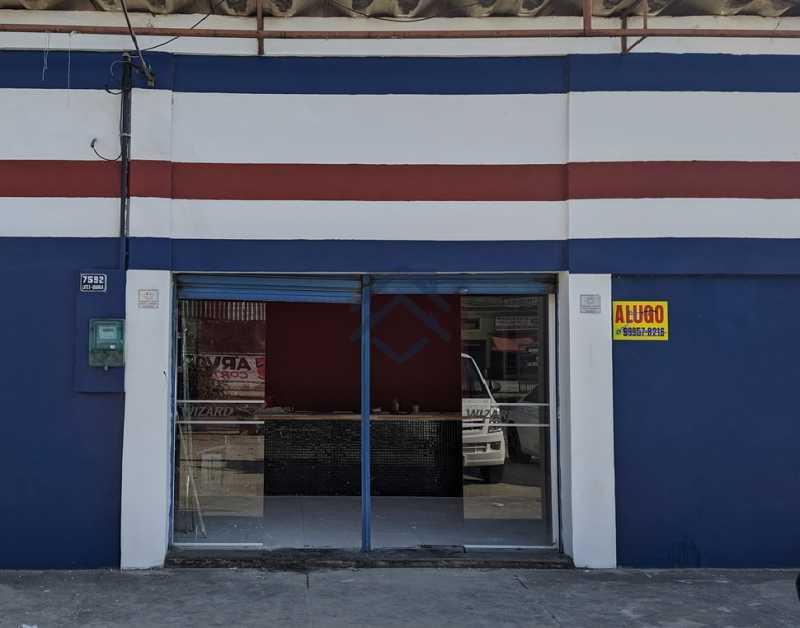 1 - Loja 220m² para alugar Estrada dos Bandeirantes,Curicica, Jacarepaguá,Rio de Janeiro - R$ 10.000 - 3475 - 1