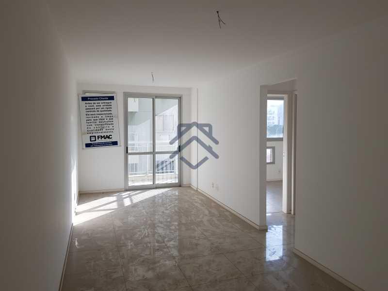 1 - Apartamento para alugar Praça Seca, Jacarepaguá,Rio de Janeiro - R$ 1.000 - BAP10010 - 4