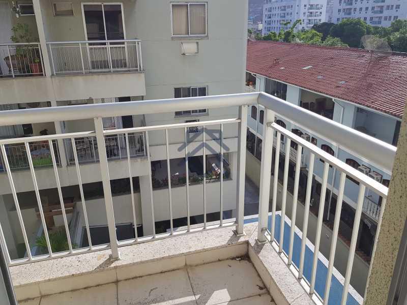 5 - Apartamento para alugar Praça Seca, Jacarepaguá,Rio de Janeiro - R$ 1.000 - BAP10010 - 8