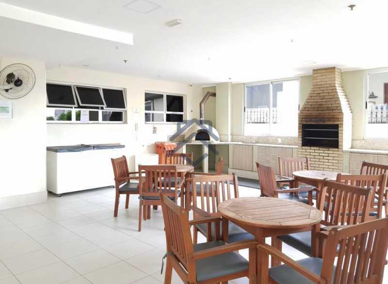17 - Apartamento para alugar Praça Seca, Jacarepaguá,Rio de Janeiro - R$ 1.000 - BAP10010 - 20