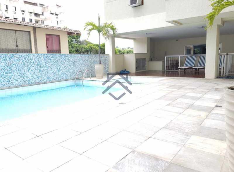 1 - Apartamento para alugar Praça Seca, Jacarepaguá,Rio de Janeiro - R$ 1.000 - BAP10010 - 1
