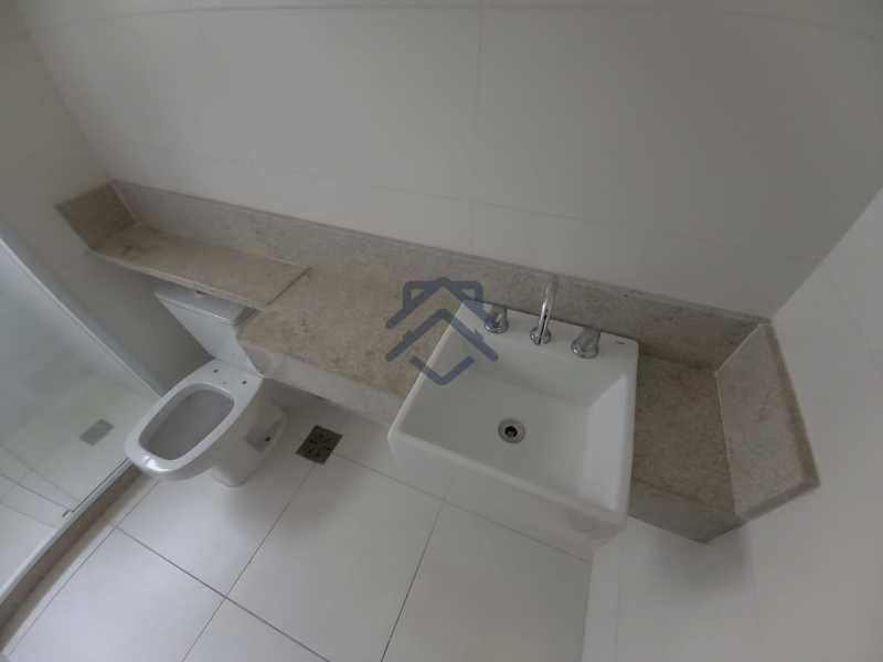 4 - Apartamento 3 quartos para venda e aluguel Botafogo, Zona Sul,Rio de Janeiro - R$ 3.600 - BAP310011 - 6