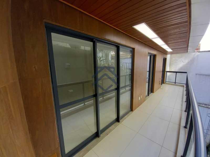 10 - Apartamento 3 quartos para venda e aluguel Botafogo, Zona Sul,Rio de Janeiro - R$ 3.600 - BAP310011 - 1