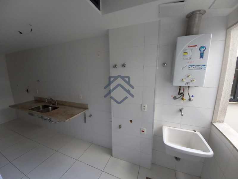 21 - Apartamento 3 quartos para venda e aluguel Botafogo, Zona Sul,Rio de Janeiro - R$ 3.600 - BAP310011 - 19