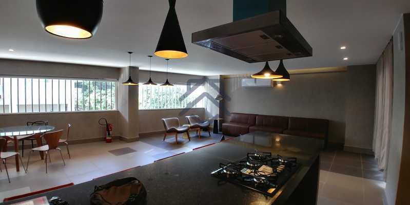27 - Apartamento 3 quartos para venda e aluguel Botafogo, Zona Sul,Rio de Janeiro - R$ 3.600 - BAP310011 - 25
