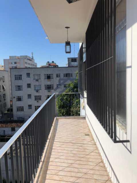 4 - Cobertura Duplex á Venda no Méier - MECOB27218 - 5