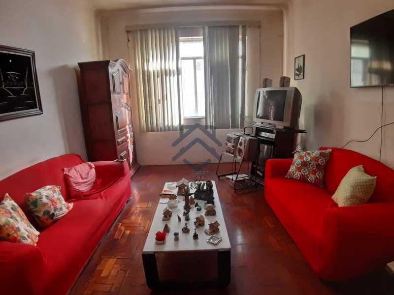 1 - Apartamento 2 quartos à venda Tijuca, Rio de Janeiro - R$ 900.000 - TJAP227853 - 1