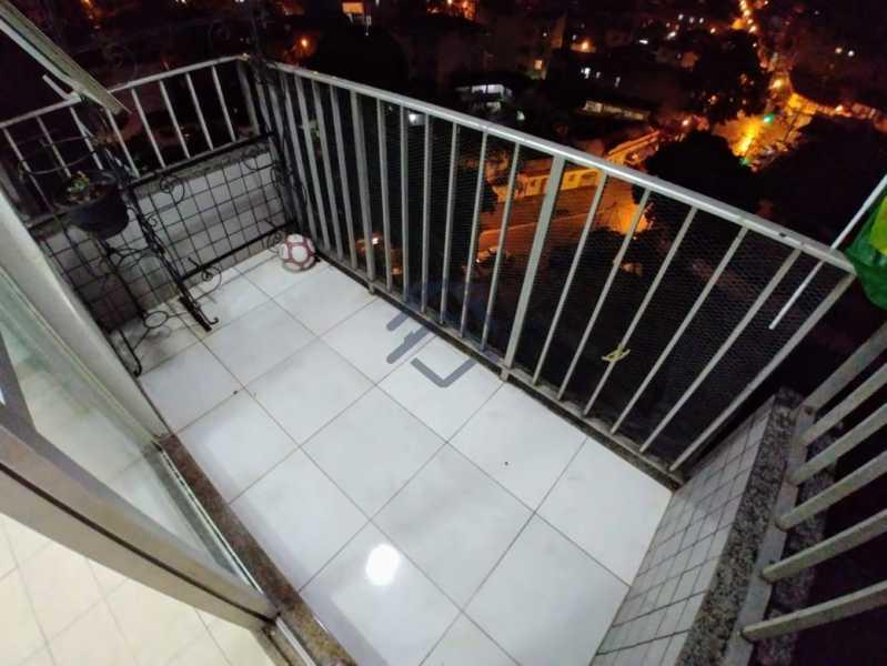 5 - Cobertura Duplex á Venda no Méier - MECOB327854 - 6