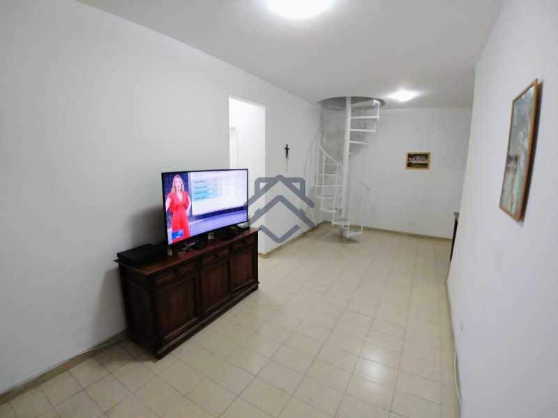 1 - Cobertura Duplex á Venda no Méier - MECOB327854 - 1