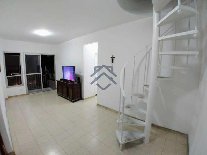 7 - Cobertura Duplex á Venda no Méier - MECOB327854 - 8
