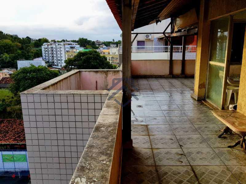 22 - Cobertura Duplex á Venda no Méier - MECOB327854 - 23