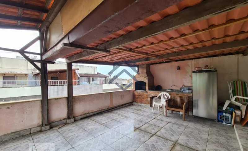 19 - Cobertura Duplex á Venda no Méier - MECOB327854 - 20