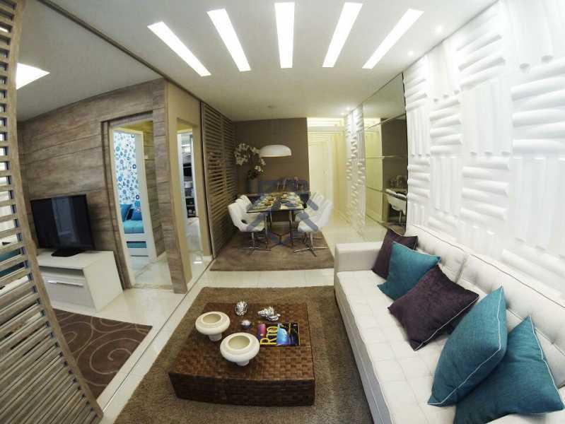 1 - Apartamento 3 quartos para venda e aluguel Anil, Jacarepaguá,Rio de Janeiro - R$ 4.500 - BAP10014 - 3