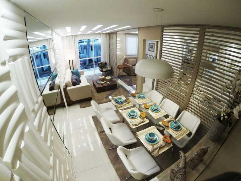 3 - Apartamento 3 quartos para venda e aluguel Anil, Jacarepaguá,Rio de Janeiro - R$ 4.500 - BAP10014 - 5