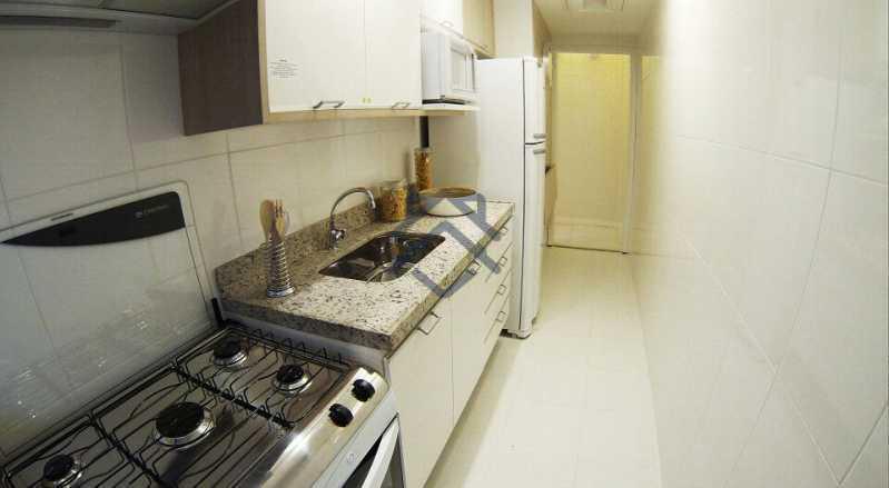 5 - Apartamento 3 quartos para venda e aluguel Anil, Jacarepaguá,Rio de Janeiro - R$ 4.500 - BAP10014 - 7
