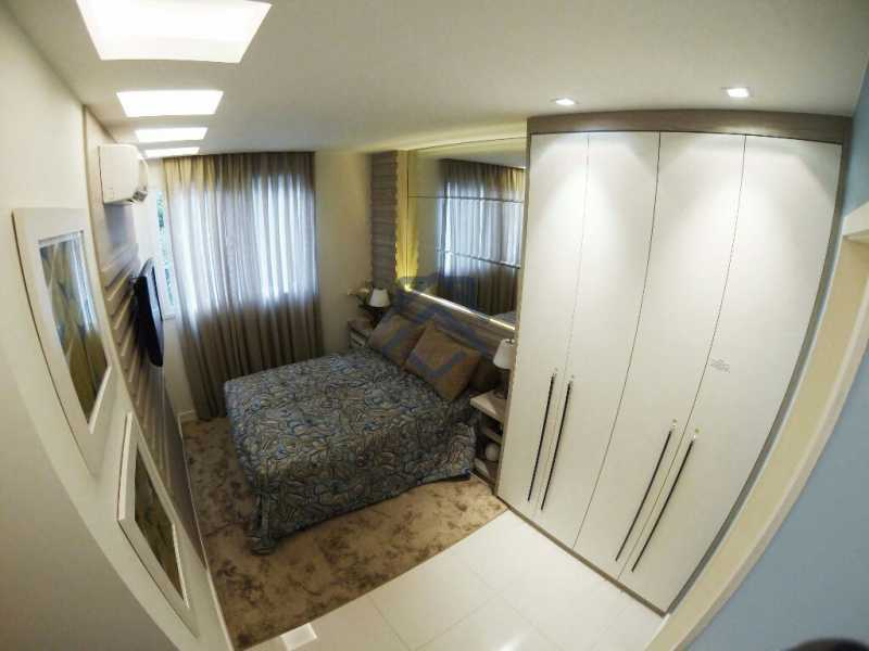 7 - Apartamento 3 quartos para venda e aluguel Anil, Jacarepaguá,Rio de Janeiro - R$ 4.500 - BAP10014 - 9