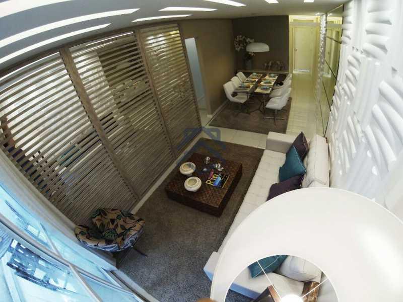 8 - Apartamento 3 quartos para venda e aluguel Anil, Jacarepaguá,Rio de Janeiro - R$ 4.500 - BAP10014 - 10