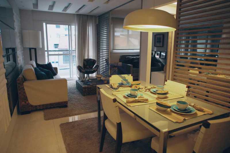 9 - Apartamento 3 quartos para venda e aluguel Anil, Jacarepaguá,Rio de Janeiro - R$ 4.500 - BAP10014 - 11