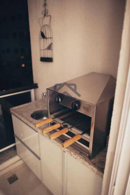 12 - Apartamento 3 quartos para venda e aluguel Anil, Jacarepaguá,Rio de Janeiro - R$ 4.500 - BAP10014 - 14