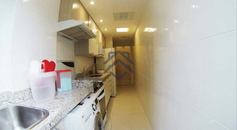 14 - Apartamento 3 quartos para venda e aluguel Anil, Jacarepaguá,Rio de Janeiro - R$ 4.500 - BAP10014 - 16