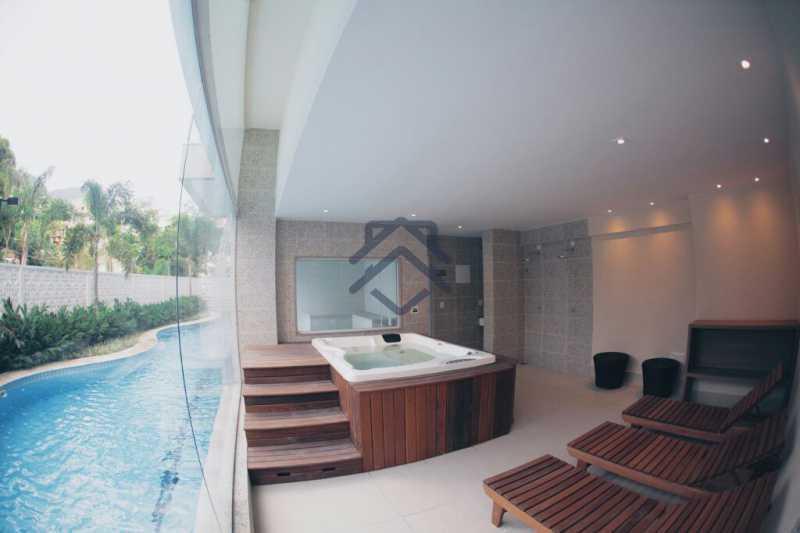 17 - Apartamento 3 quartos para venda e aluguel Anil, Jacarepaguá,Rio de Janeiro - R$ 4.500 - BAP10014 - 19