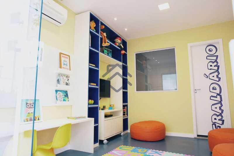 22 - Apartamento 3 quartos para venda e aluguel Anil, Jacarepaguá,Rio de Janeiro - R$ 4.500 - BAP10014 - 24