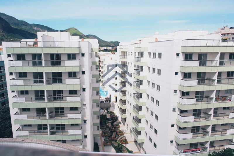 27 - Apartamento 3 quartos para venda e aluguel Anil, Jacarepaguá,Rio de Janeiro - R$ 4.500 - BAP10014 - 29