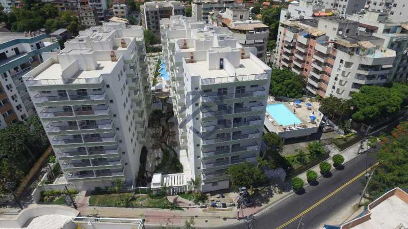 28 - Apartamento 3 quartos para venda e aluguel Anil, Jacarepaguá,Rio de Janeiro - R$ 4.500 - BAP10014 - 30