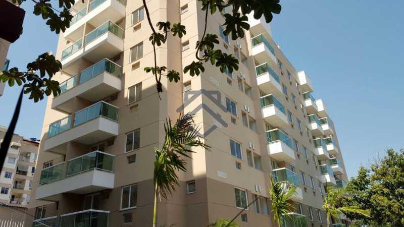 1 - Apartamento 2 quartos para alugar Praça Seca, Jacarepaguá,Rio de Janeiro - R$ 1.290 - BAP210015 - 1