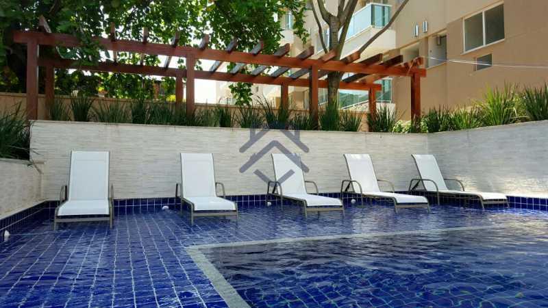 7 - Apartamento 2 quartos para alugar Praça Seca, Jacarepaguá,Rio de Janeiro - R$ 1.290 - BAP210015 - 9