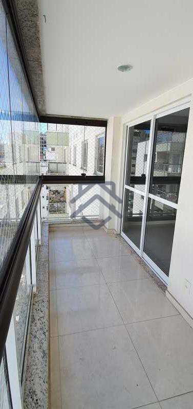 2 - Cobertura 2 quartos para alugar Anil, Jacarepaguá,Rio de Janeiro - R$ 3.250 - BACO10016 - 4