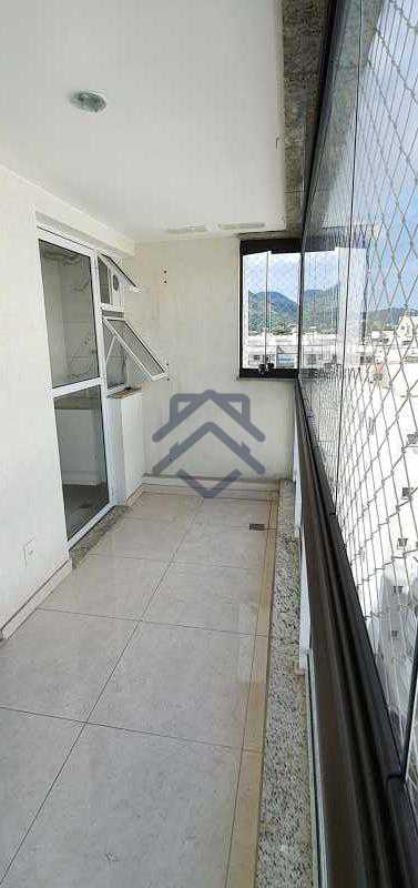 7 - Cobertura 2 quartos para alugar Anil, Jacarepaguá,Rio de Janeiro - R$ 3.250 - BACO10016 - 6