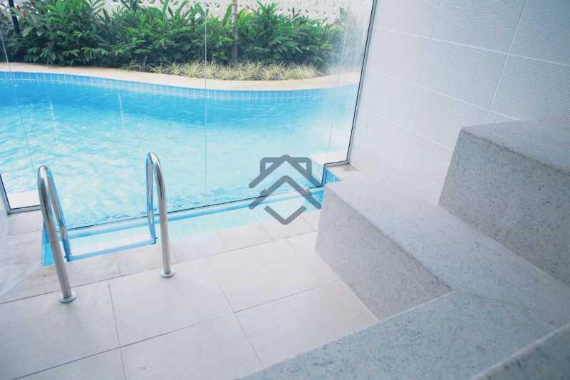 13 - Cobertura 2 quartos para alugar Anil, Jacarepaguá,Rio de Janeiro - R$ 3.250 - BACO10016 - 10