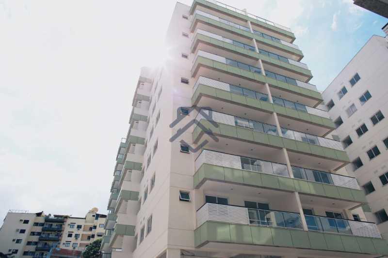 14 - Cobertura 2 quartos para alugar Anil, Jacarepaguá,Rio de Janeiro - R$ 3.250 - BACO10016 - 11