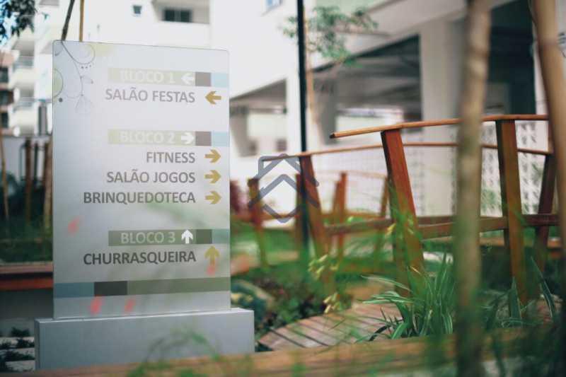 16 - Cobertura 2 quartos para alugar Anil, Jacarepaguá,Rio de Janeiro - R$ 3.250 - BACO10016 - 14