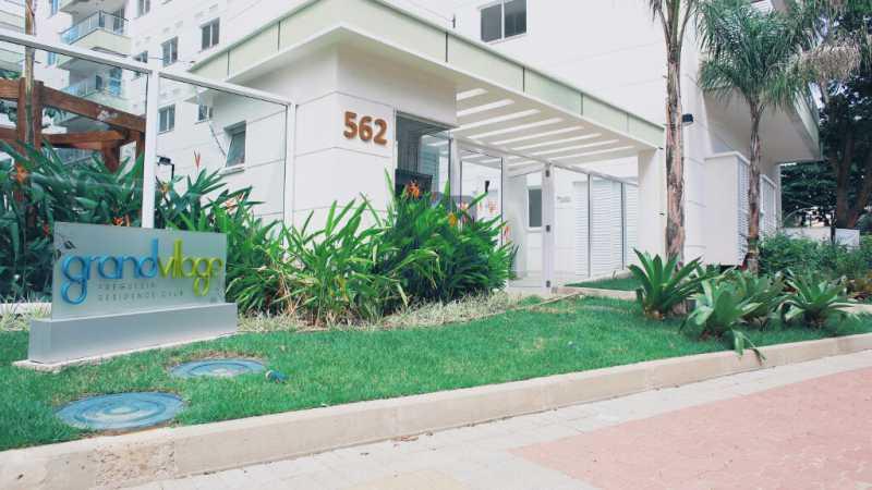 21 - Cobertura 2 quartos para alugar Anil, Jacarepaguá,Rio de Janeiro - R$ 3.250 - BACO10016 - 18