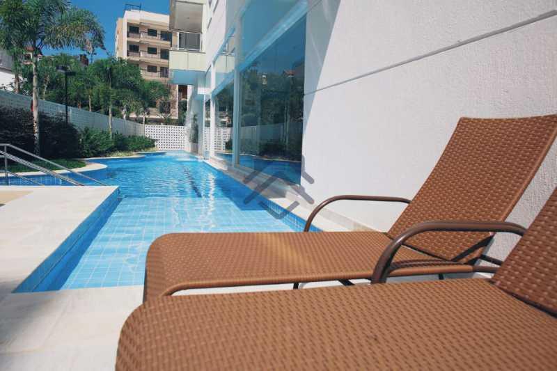23 - Cobertura 2 quartos para alugar Anil, Jacarepaguá,Rio de Janeiro - R$ 3.250 - BACO10016 - 20
